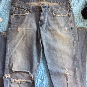 Abercrombie & Fitch 6R flared jeans